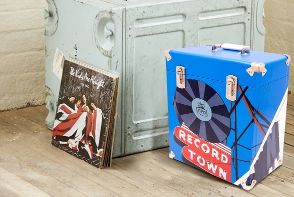 Vinyl Players For Father's Day