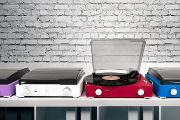 stylo ii vinyl record player