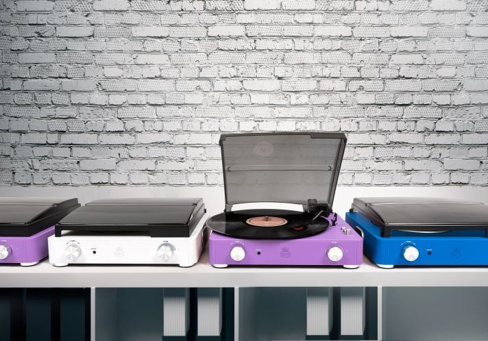 Improved Version of GPO STYLO II Record Player