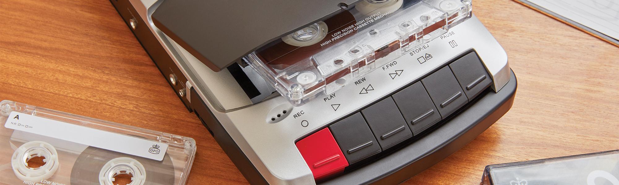 Portable Cassette Recorders | Best Portable Cassette Player