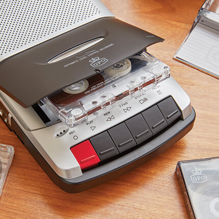 Cassette Recorders | Cassette Players | Tape Players | Cassette Decks
