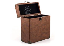 7 inch Record Box | Vinyl Storage Case | Vinyl Records Carrying Case