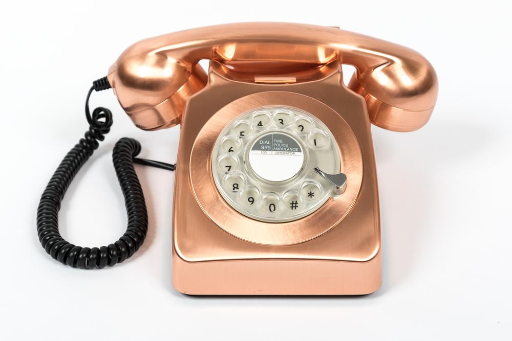 Vintage Rotary Phone   Old Rotary Phone   Rotary Phones
