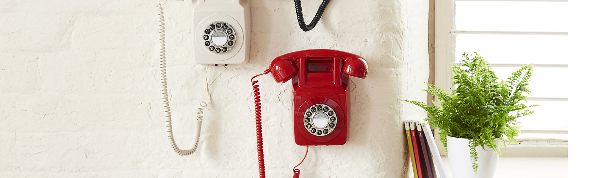 Retro Wall Phones | Old Wall Phones | Old Fashioned Wall Phones