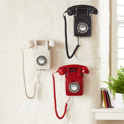 Vintage Style Phones | Old Style Phones | Retro Telephones