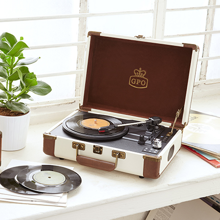 gpo Ambassador vinyl player