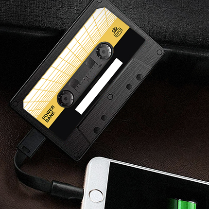 GPO Cassette Power Bank Accessories