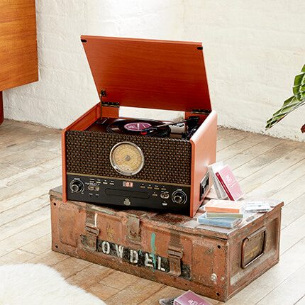 Vintage Record Players | Classic Record Players | Record Players