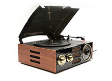 GPO Empire a classic, stylish turntable for Vinyl lover