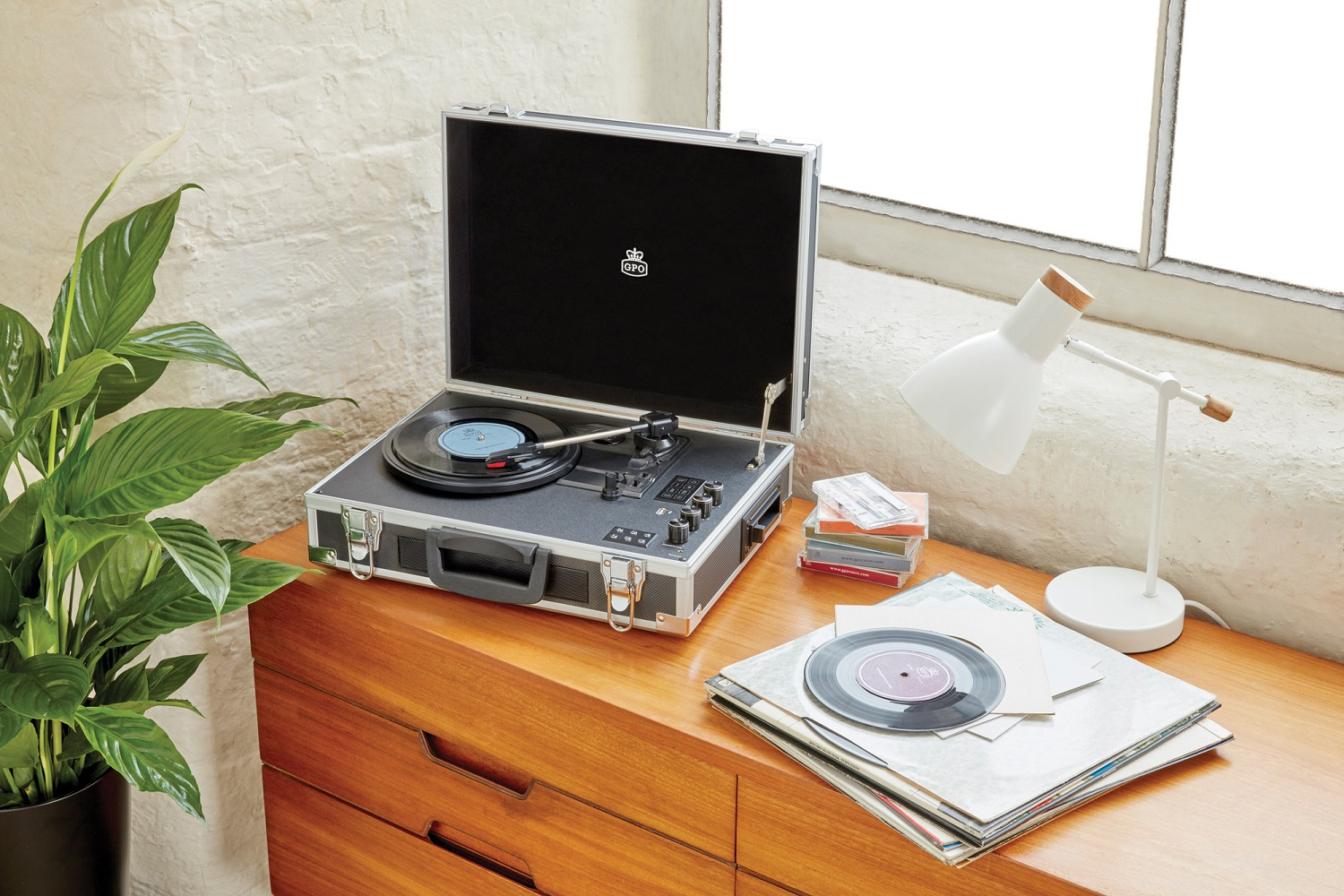 Battery Operated Record Player | Batter Powered Turntable