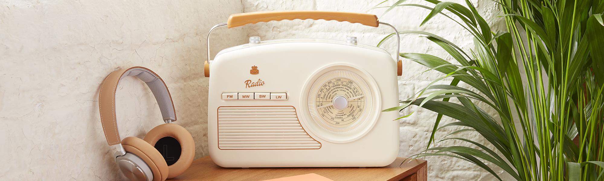 Retro Radio Bluetooth,Retro AM FM Radios,AM FM Bluetooth Radio