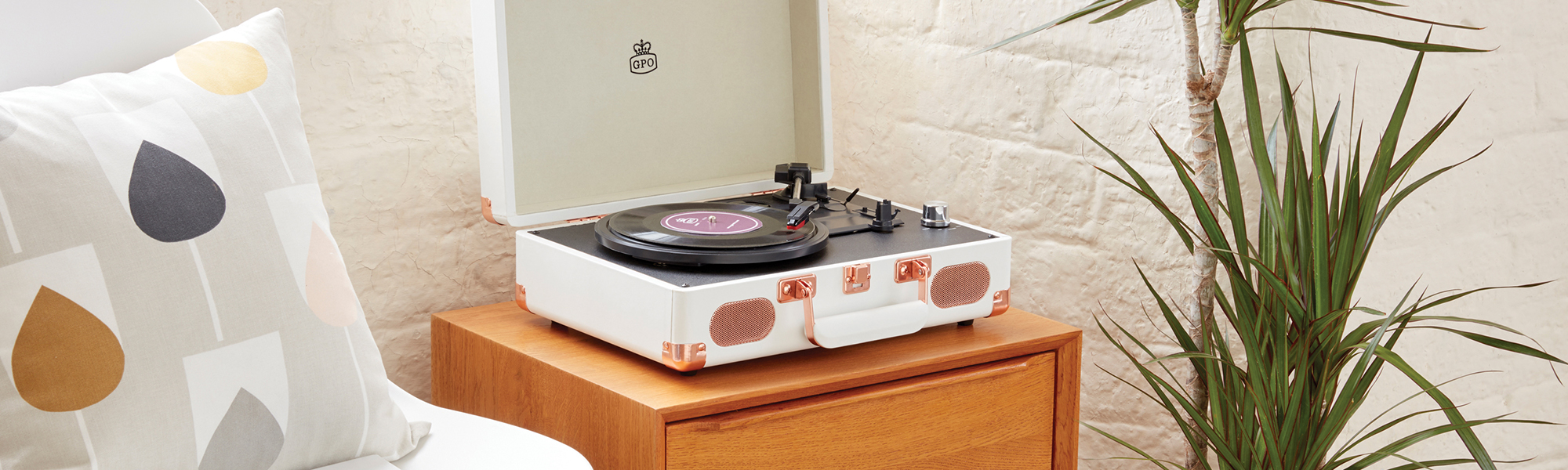 Old Fashioned Music Player | Old Turntable