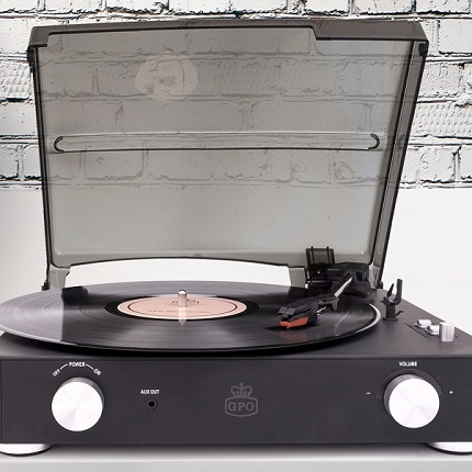gpo STYLO II vinyl player