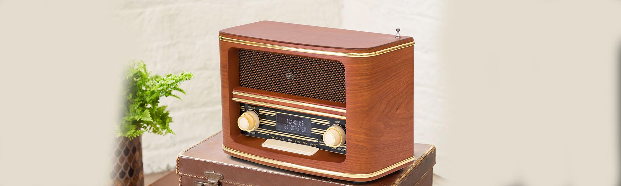 Retro DAB Radios,Cheap Digital Radios