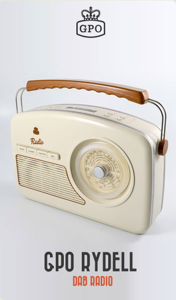 The GPO Rydell Radio