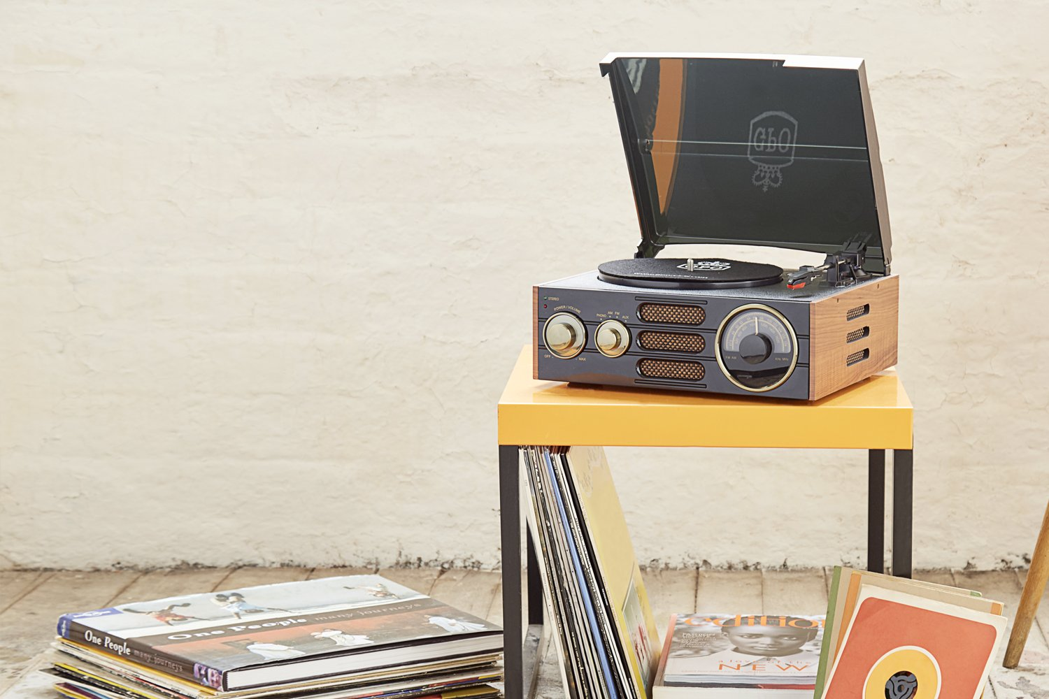 GPO Empire Turntables - Record Players