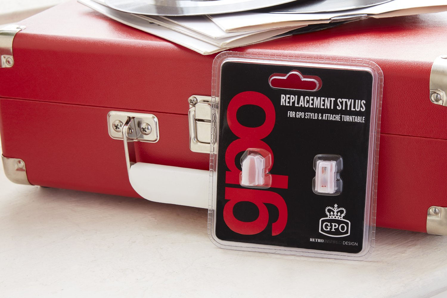 GPO Jam and Empire Stylus Twin Pack Accessories