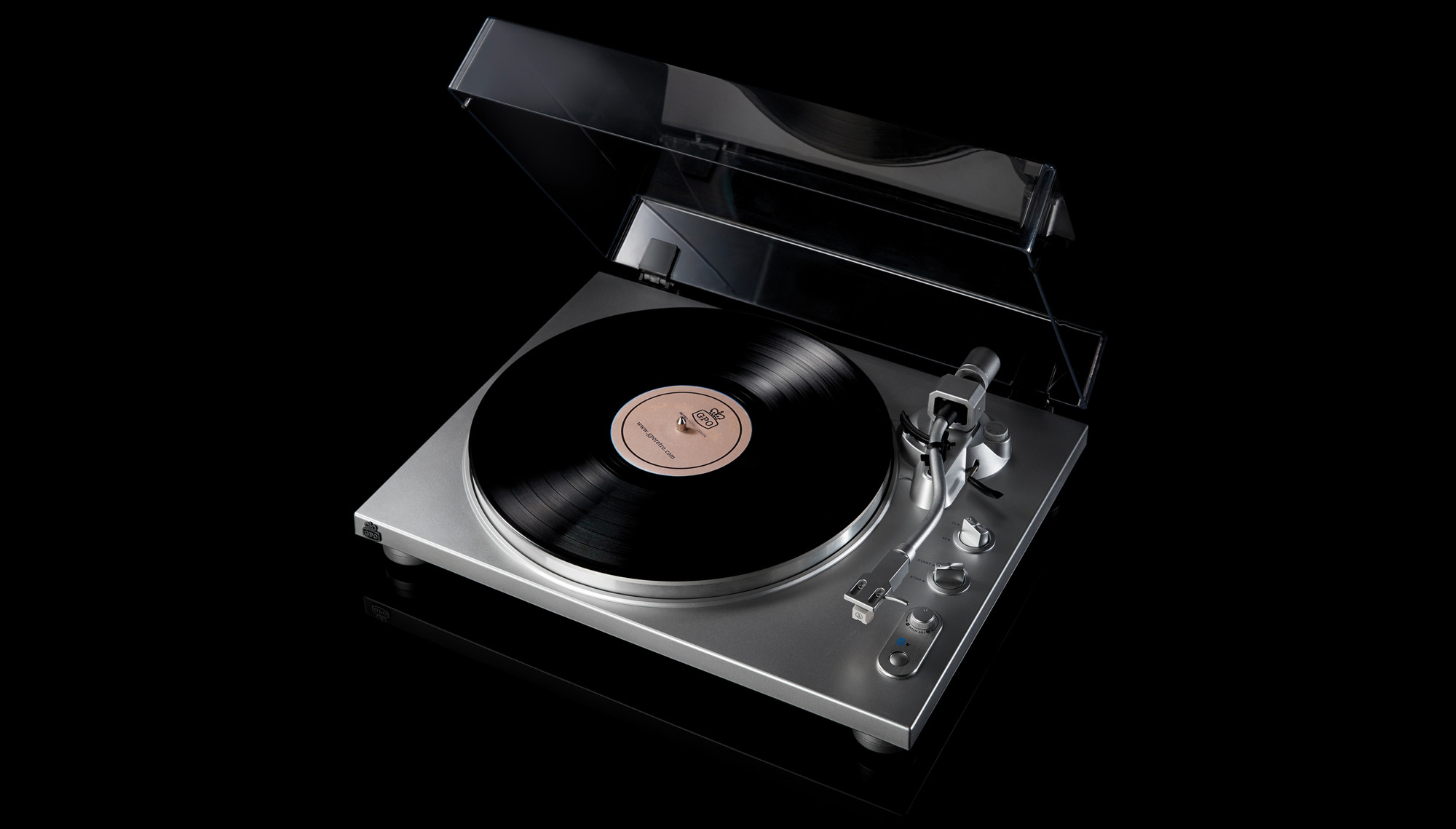 Pitch Control Turntable | Best Fully Automatic Turntable