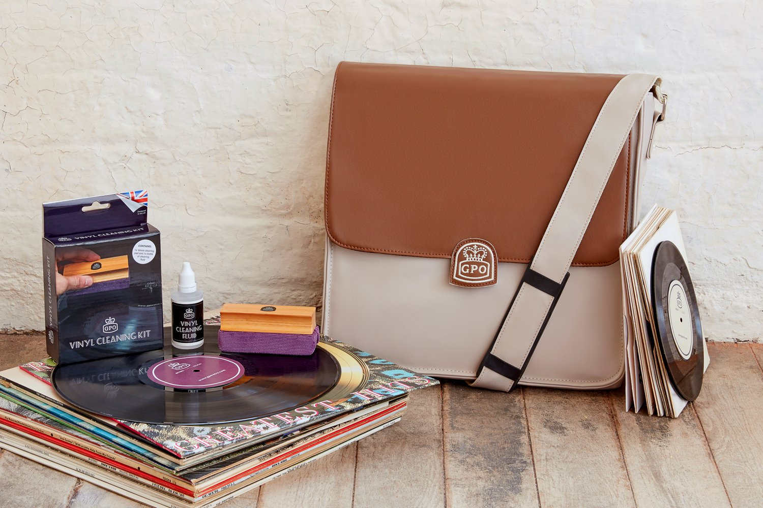 GPO Record Bag Accessories