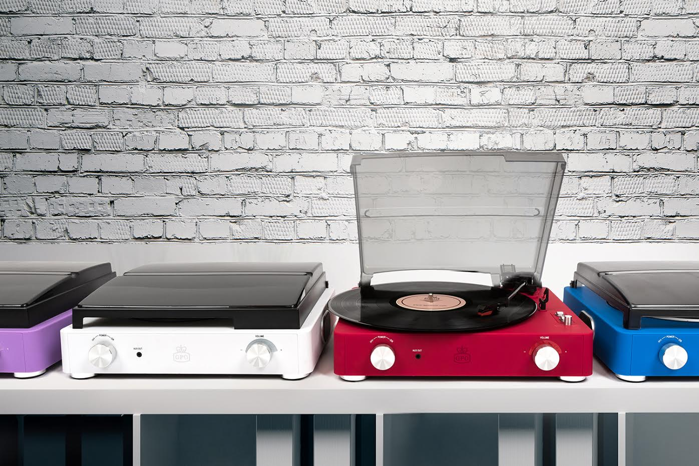 GPO Stylo I I Turntables - Record Players