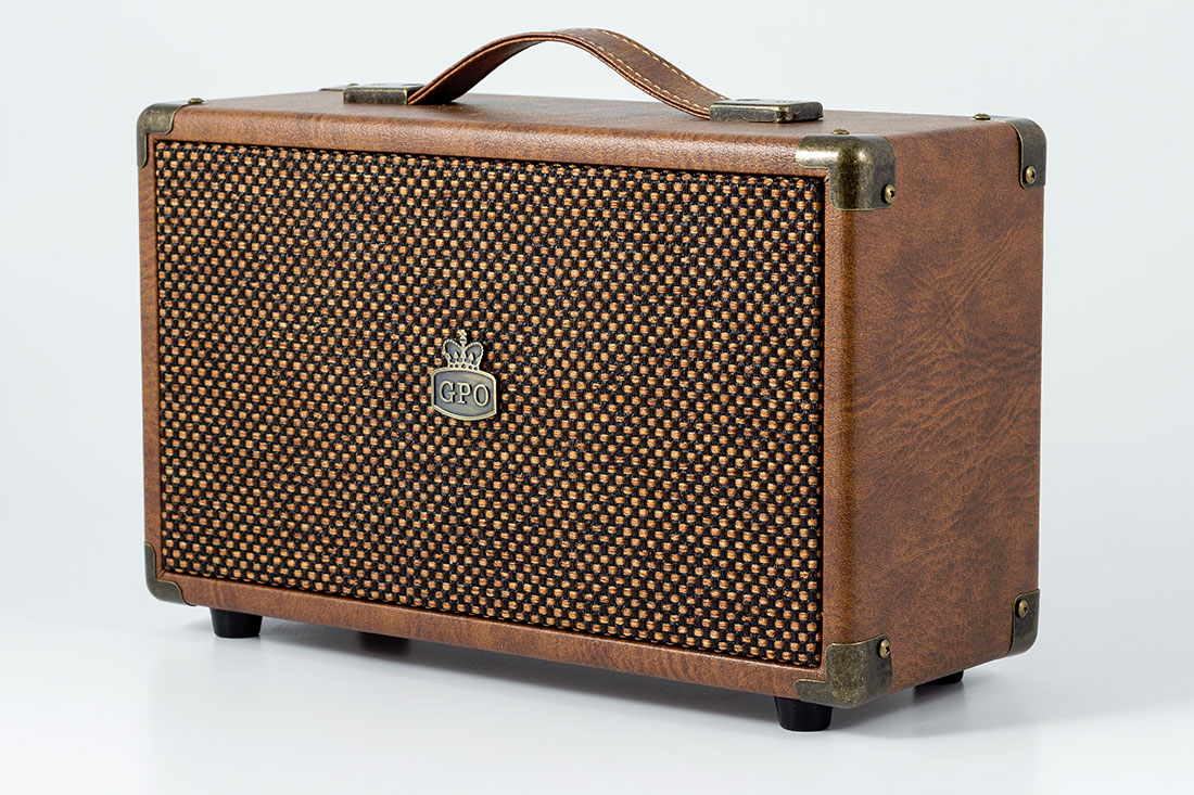 Stylish Speakers the westwood from gpo - the offical manufacturer of stylish retro